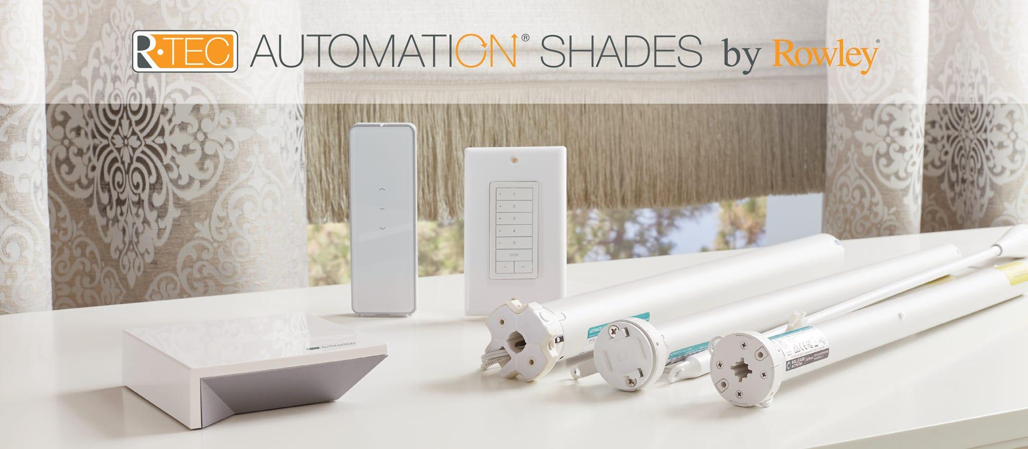 R-TEC Automation Shades