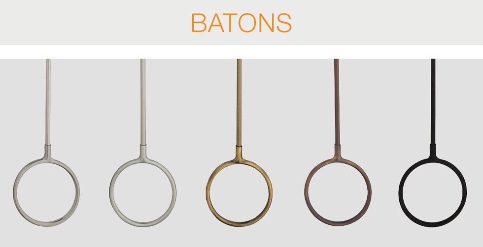 Handicap AriA Metal Batons