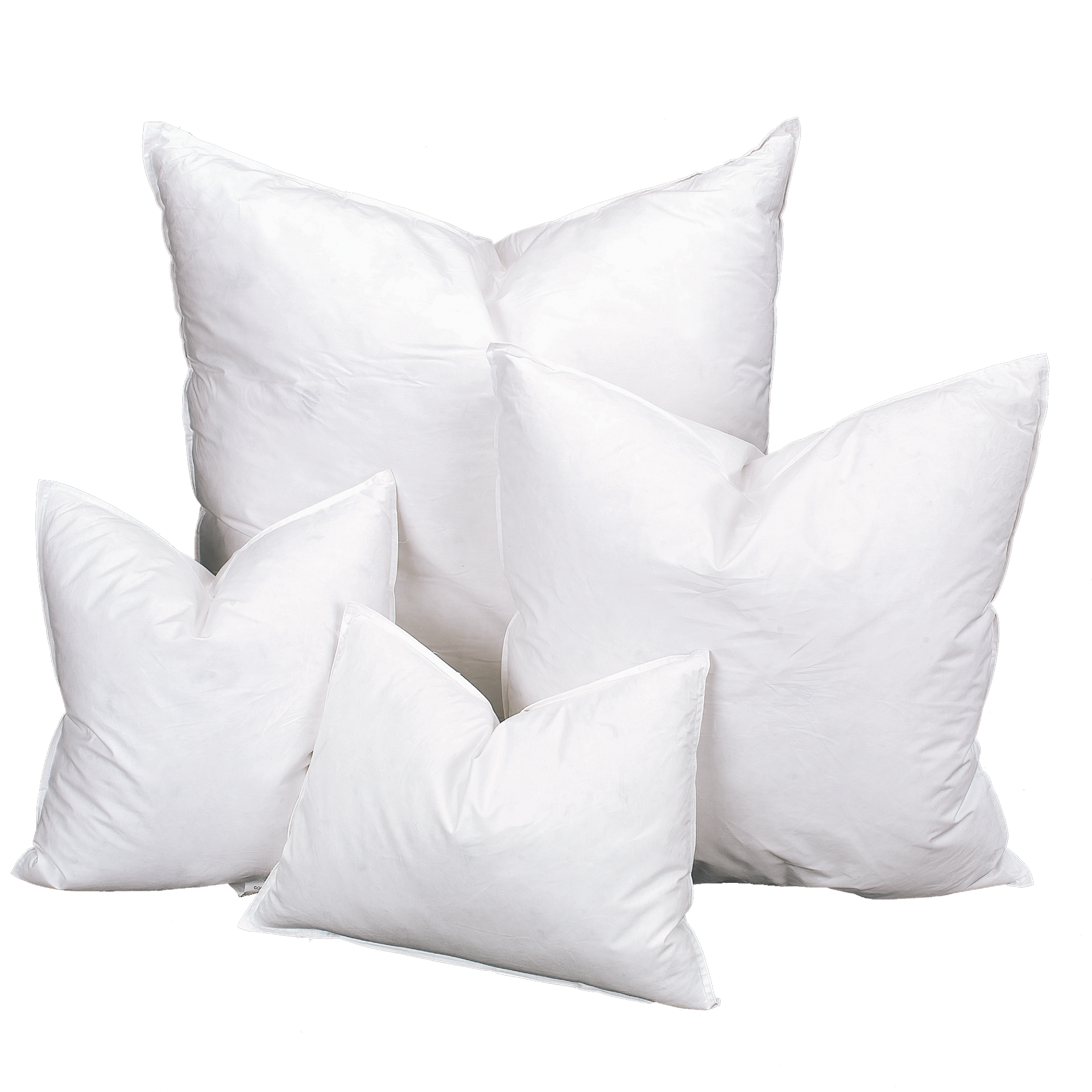 R-TEX Down/Feather Pillow Inserts 25/75