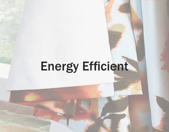 Energy Efficient Linings