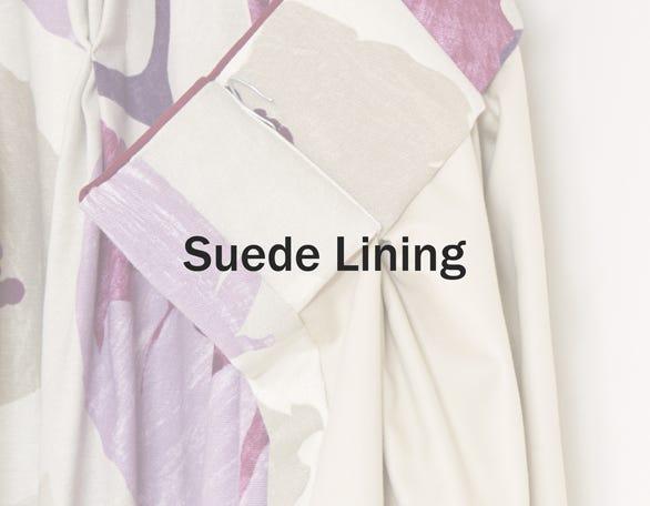 Suede Linings