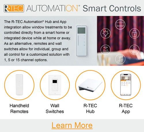 R-TEC Smart Controls